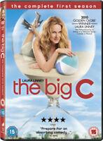 The Big C: Complete Season 1 DVD (2011) Laura Linney cert 15 3 discs ***NEW***
