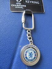 CHELSEA 'CHAMPIONS LEAGUE' SPINNER KEYRING