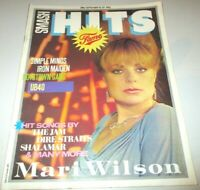 Smash Hits Sep 16-29 1982/Simple Minds/Iron Maiden/Jam/Dire Straits/Depeche Mode