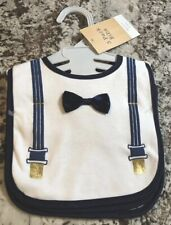 Nwt Baby Boy 3 Pack Of Bibs Bow Tie