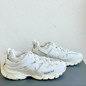 Balenciaga Track Designer Luxury Sneakers White Beige EUR 42, US 9