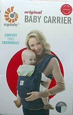 ERGOBABY ORIGINAL BABY CARRIER (INDIGO MINT DOTS) - BCASWDT