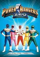 Power Rangers Zeo, Vol. 2 (3-Disc Set) [NEW], DVD