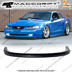 For New Edge 99-04 Ford Mustang MDA Style Front Chin Spoiler Bumper Lip Cobra  for sale