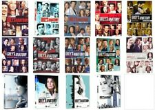 GREY'S ANATOMY - stagioni 1-14 (83 DVD) COFANETTI SINGOLI, ITALIANI