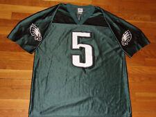 Nfl Philadelphia Eagles Donovan Mcnabb Nfl Football Jersey Mens Large Excellent