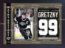 Wayne Gretzky La Kings Autograph signed photo print Nhl Framed
