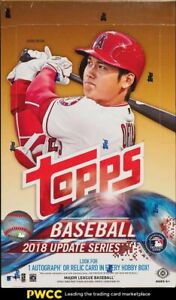 2018 Topps Update Baseball Factory Sealed Hobby Box, 36ct. Packs Acuna Soto RC?