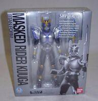 NEW S.H.Figuarts Masked Kamen Rider Kuuga Titan Form Figure Bandai JAPAN IMPORT