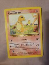 Charmander 46/102 Shadowless 1st Edition Base Set Pokemon Ca