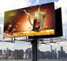 Commercial Outdoor P8 Led Hd Video Billboard Sign Full Color Sunlight See Video