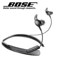 Bose QuietControl 30 Neckband Wireless Headphones - Black-Noise Cancelling