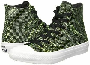 Converse Chuck Taylor All Star Men's Green Lace Up Low Top Flat Shoes US 10 JS88