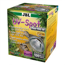 JBL UV-Spot plus Extra starker UV-Spotstrahler mit Tageslichtspektrum 100W  E27
