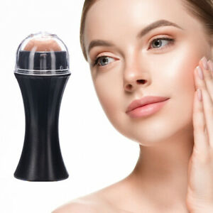 Face Oil Absorbing Volcanic Face Roller Reusable Facial Skincare for At-Home