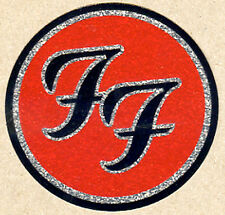 Foo Fighters There Is Nothing Left To Lose promo Sticker New 3 inch Metallic