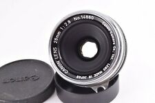 CANON 28mm f2.8 f/2.8 leica screw mount lens   #14880