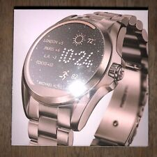 Michael Kors Access Touchscreen Smartwatch MKT5007 - Sable New Sealed In Hand