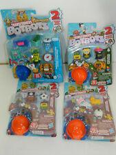 Lot of 4 Transformers BOTBOTS Series 3 & 4 HALLOWEEN Pumpkin Seasons Greeters