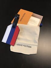 Louis Vuitton Nametag Limited Edition - Russia - WorldCup 2018 Fifa Collection