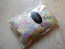 Pastel Wedding Confetti - Love Hearts Biodegradable - Choose amount. Fill Cones
