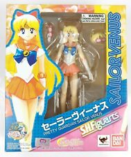 Bandai S.H. Figuarts Sailor Venus Sailor Moon Action Figure
