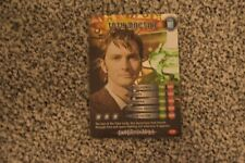 Doctor Who Battles in Time Rare Test Cards