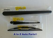 NEW 2010-2013 Chevrolet Equinox,GMC Terrain Rear Window Wiper Arm,Blade,Cover,GM