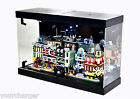 MB-2 MB Display Box Acrylic Case LED Light House for LEGO mini Modular 10230