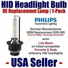 OE HID Headlight Hi/Low GENUINE German fits Select Saab/Rolls Royce D2S