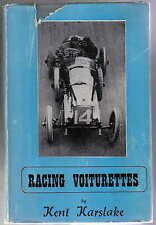 Racing Voiturettes by Kent Karslake Renault Darracq Hispano Delage Peugeot Fiat