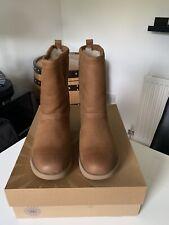 BRAND NEW Ugg Classic Short Waterproof Chestnut Size UK 9