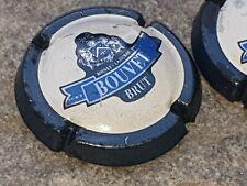 1x  Capsule de champagne Bouvet Ladubay Brut Contour bleu Cote : ?