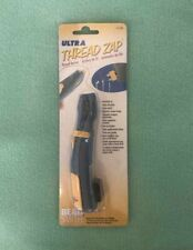 Ultra Thread Zapper for jewellery making. Perfect for joining Fireline