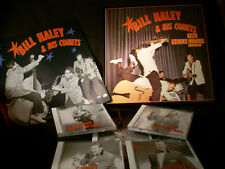 5 CD-BOX SET- BILL HALEY & HIS COMETS -The Decca Years + more BCD15506(1990GER)