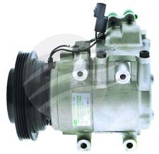 HYUNDAI GETZ TB - 1.6L 1.4L 02 -10 Aircon Compressor.Genuine Halla Brand New!!