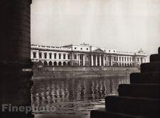 1926 CUSTOMS HOUSE DUBLIN Ireland Waterfront Architecture Photo Art ~ E.O. HOPPE