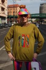 Cavalletta Sportswear Wendepulli Pulli Pullover Sweater  M L  80er True Vintage