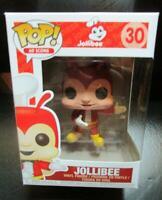 2019 Funko Pop JOLLIBEE #30 AD ICONS PHILIPPINES red figure Regular no sticker