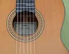 4/4 Konzert-Gitarre Yamaha CG-151 C Zeder massiv klangstark bundrein!