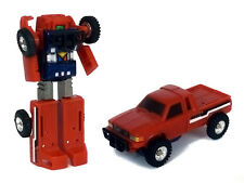 GOBOTS - SMALL FOOT 4X4 RM-35 complet Machine Robo Robot Go Bots BANDAI 1985