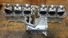 1984 KAWASAKI VOYAGER 1300 KM294 TOP END JUG CYLINDERS W/ PISTONS