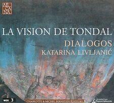 LA VISION DE TONDAL NEW CD