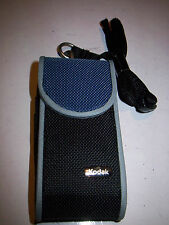 Kodak genuine blue camera case