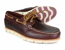 Timberland Boat Shoes | Mens Brown | UK 7/8/9/10/11/12 | GENUINE | Free Delivery