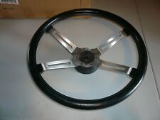 1970-77 Olds 442 Cutlass OEM Original 4 Spoke Sport Steering Wheel 9751836
