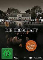 Die Erbschaft - Staffel 1 [4 DVDs] von Pernilla August, L... | DVD | Zustand gut