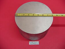 "8"" ALUMINUM 6061 ROUND ROD 3.2"" LONG T6511 8.00"" Diameter Solid Lathe Bar Stock"