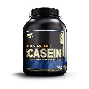 Optimum Nutrition ON 100% Gold Standard Casein Protein Powder - 1.8kg / 4lbs