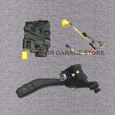 MF Lenkrad Modul+Schalter+Airbag Kabel For VW Jetta GOLF GTI SEAT